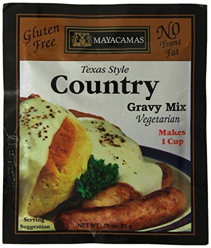 Mayacamas Country Gravy Mix, 0.75 Ounce (Pack of ()