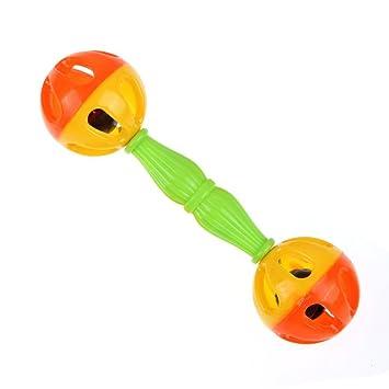 Que juguete Para Bebe Sacude Sonajeros De El Toogoo r Sonajero WDHYE29I