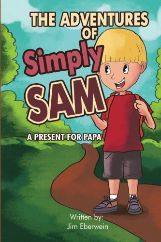 Adventures Simply Sam Present PAPA product image
