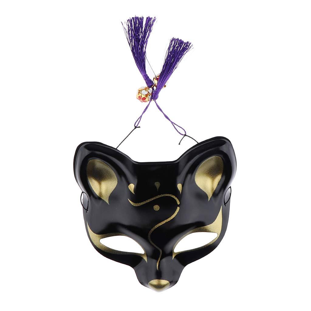 máscaras de japón demonios