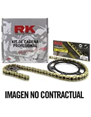 RK - KC100279/54 : Kit transmision plato piñon cadena RK 520H