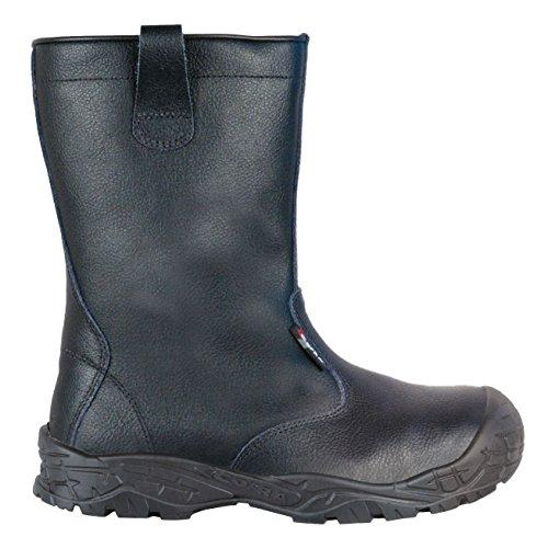 Cofra Rocker UK S3CI SRC paio di scarpe di sicurezza Taglia 42Nero