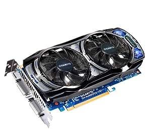Gigabyte GV-N460OC2-1GI NVIDIA GeForce GTX 460 1GB - Tarjeta gráfica (NVIDIA, GeForce GTX 460, 760 MHz, 1 GB, GDDR5, 256 Bit)