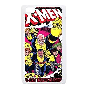 iPod Touch 4 Case White X Men 005 Delicate gift JIS_351577