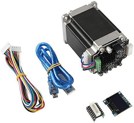 Semoic Piezas de la Impresora 3D Circuito Cerrado NEMA23 Motor ...