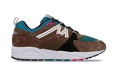 3c6b753f9989c Karhu Fusion 2.0 Trainer Teal: Amazon.co.uk: Shoes & Bags