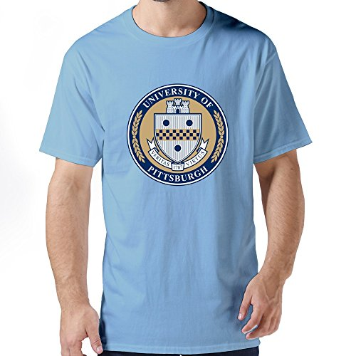 printing-man-university-of-pittsburgh-best-graphic-screw-neck-t-shirts-size-xxl-skyblue