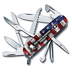 Victorinox Swiss Army Multi-Tool, Fieldmaster Pocket Knife