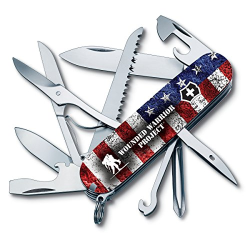 (Victorinox Swiss Army Multi-Tool, Fieldmaster Pocket Knife, Red)