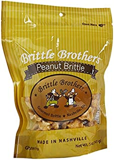 product image for Brittle Brothers Peanut Brittle, 5 Ounce