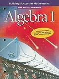 Algebra 1, Holt, Rinehart and Winston Staff, 0030648335