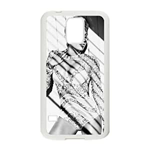 DIY SamSung Galaxy S5 I9600 Case, Zyoux Custom New Design SamSung Galaxy S5 I9600 Plastic Case - Miley Cyrus