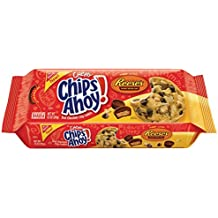 Chips Ahoy! Chewy Reese's Peanut Butter Cup Cookies, 9.5-Ounce)