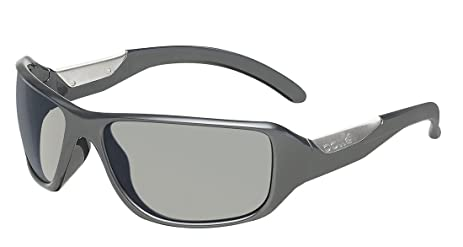 Bollé Sonnenbrille Smart, Shiny Antracite, One size, 11643