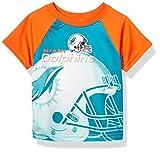 NFL Miami Dolphins Boys Short Sleeve