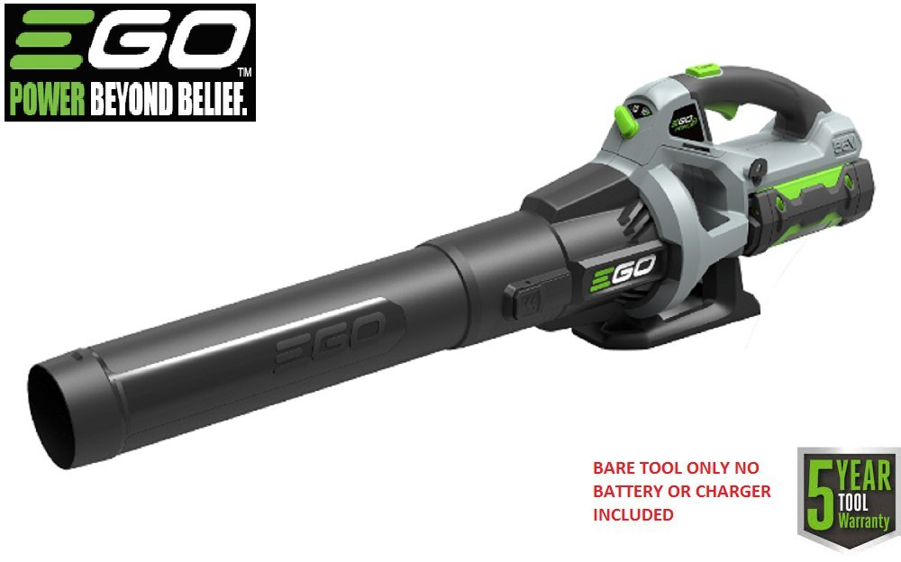EGO BLOWER 56V HIGH POWER EGLB5300E BARE TOOL NO BATTERY OR CHARGER INCLUDED