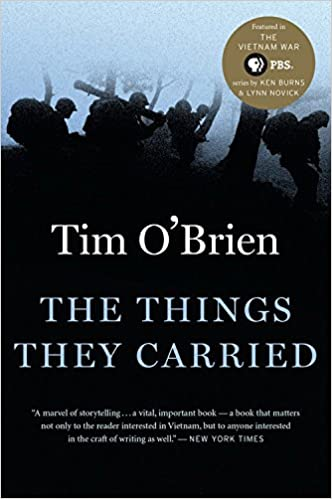 Image result for the things they carried book