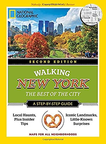 National Geographic Walking New York, 2nd Edition: The Best of the City (National Geographic Pocket - Empire State Building Photographs
