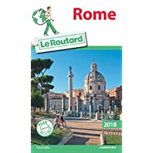 Guide du Routard Rome 2018 (French Edition)
