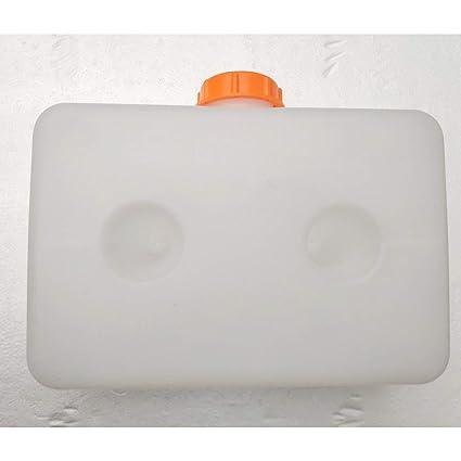 Amazon.es: WEIHAN Tanque de combustible de plástico Caja de ...