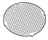 Wilton Nonstick Round Cooling Grid, 13 Inch