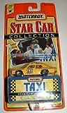 1997 Matchbox Star Car Collection TAXI #804 Sunshine Cab