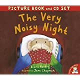 The Very Noisy Night (Book & CD) by Hendry, Diana, Chapman, Jane (2005)