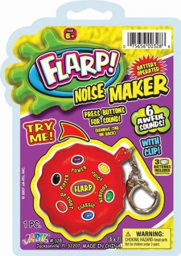 Flarp! Noise Maker (Fart Sound Maker compare prices)
