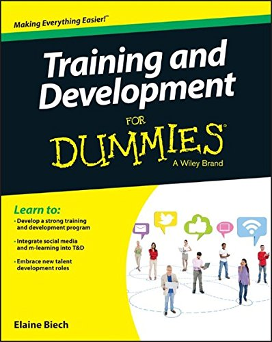 Training and Development For Dummies (Employee Training Development compare prices)