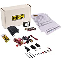 Complete 1-Button 2 Way Remote Start Kit For Select Honda and Acura 1998-2015 - Key-to-Start Only