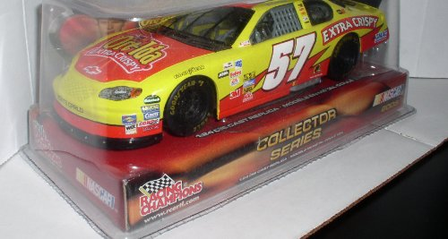 RACING CHAMPIONS #57 BRIAN VICKERS 1:24 SCALE DIE CAST ()