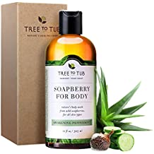 10 Best natural body wash for men - Magazine cover