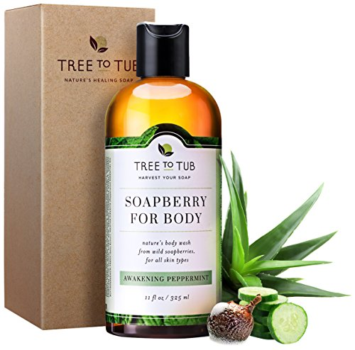 All Natural Body Cleanser - 9