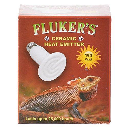 51f1aY%2B6y8L - Fluker's Ceramic Heat Emitter for Reptiles 150 Watt