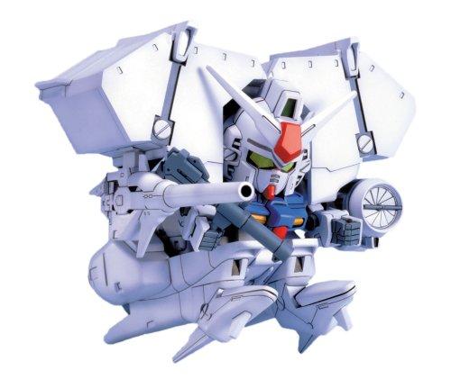 SD Gundam - BB Gundam RX-78 GPO3D Model Kit (207) ()