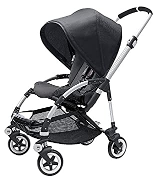 Amazon.com: Bugaboo Bee carriola, color negro: Baby