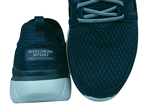 Skechers Skechers Navy 52822 Rough Rough Cut Cut w7wfU