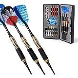 W.M Darts Nice Packing Gift Box 18 / 20 Grams Darts Set (Soft Tip & Steel Tip)
