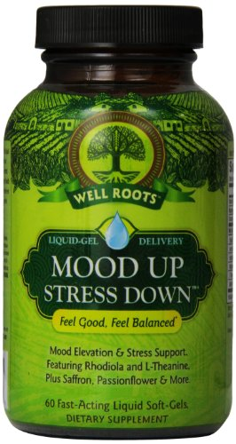 Well Roots Stress Supplement Count product image