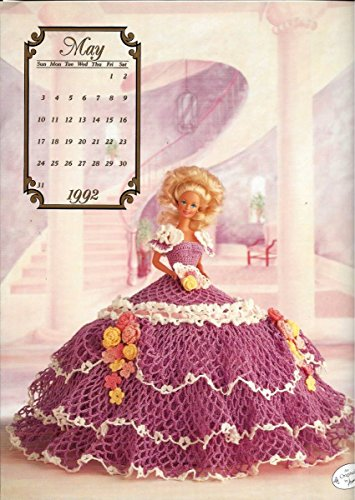 Annie's Calendar Bed Doll Society - Miss May 1992 - The Cotillion Girl Collection - 7505