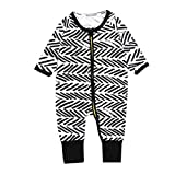 Baby Jumpsuit Long Sleeve Floral Romper Newborn Child Onesie Pajamas as photo4 12M