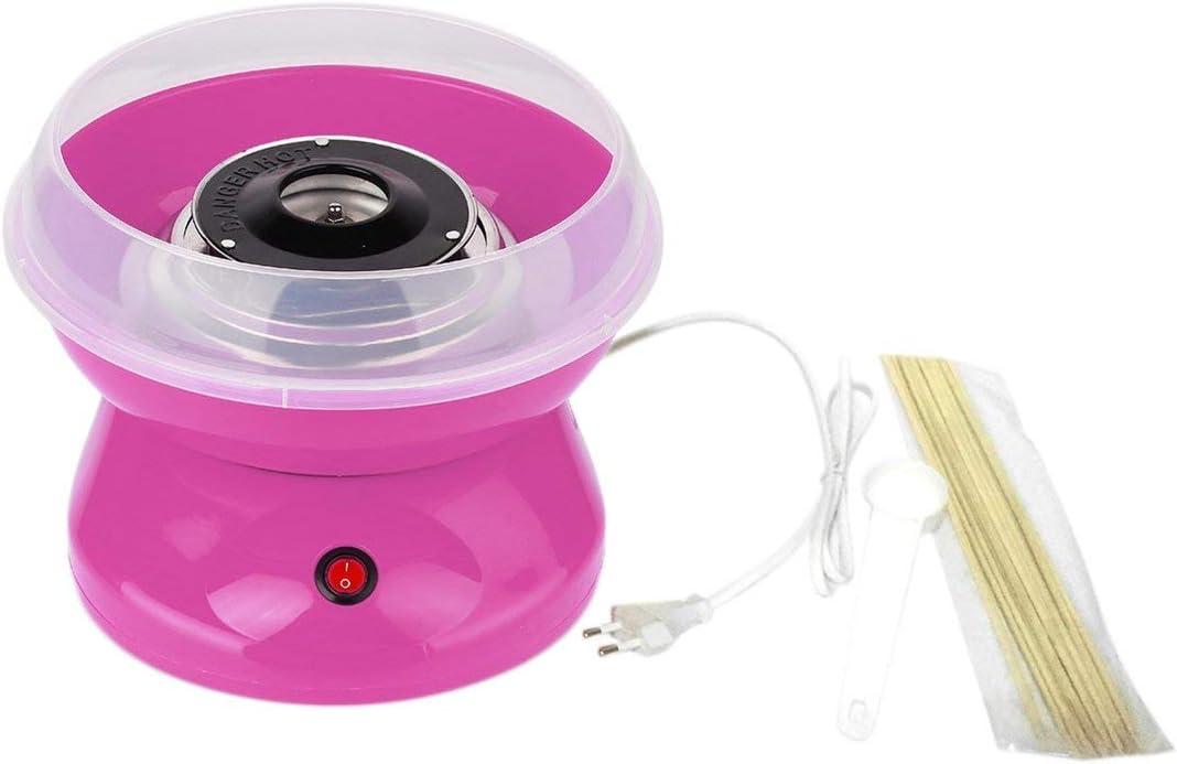 Mini máquina eléctrica para hacer algodón de azúcar Marshmallow ...