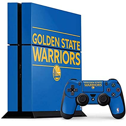 84a88120 Amazon.com: Golden State Warriors PS4 Console and Controller Bundle ...