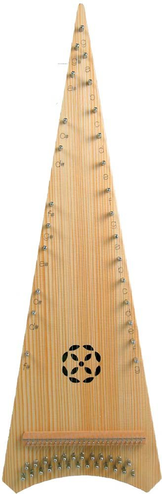 Zither, Alto Hora Stringed Instruments PS-ALT