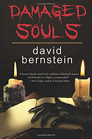 book cover of Damaged Souls