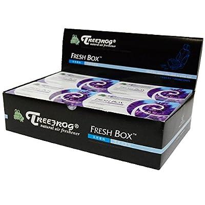 Treefrog Natural Air Freshener, Lavender: Home & Kitchen