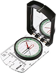Silva Ranger S Compass | Metric Sqale | Night-Enabling Luminous Markings | Perfect for Navigation, Hiking, Trecking and Hunting