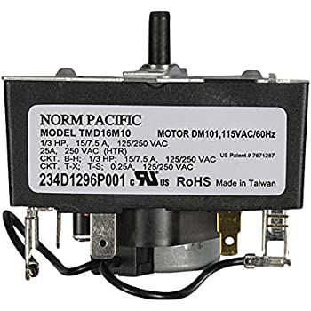 Amazon Com Ge We4m519 Rotary Start Switch For Dryer Home Improvement