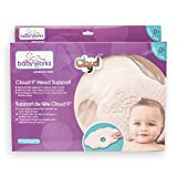 Baby Works Cloud 9 Head Support Pillow, Off-White