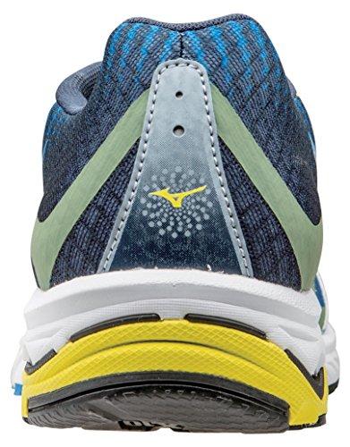 Mizuno Wave Elevation, Scarpe Sportive, Uomo Blu